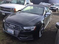 This outstanding example of a 2014 Audi S5 Premium Plus