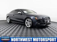 Two Owner Supercharged Coupe with Navigation!  Options:
