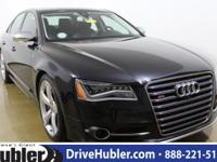 Hubler Certified, CARFAX 1-Owner, Superb Condition.