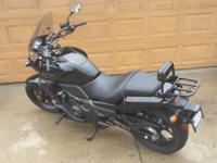 Selling my 2014 AUTOMATIC Honda CTX 700ND. It's a joy