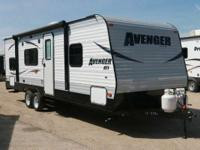 2014 Avenger RVs 26BB 2014 Avenger 26BB Travel Trailer