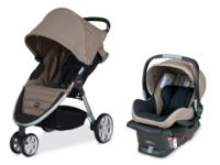 PRODUCT DESCRIPTION BRITAX 2014 B-AGILE TRAVEL SYSTEM