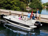 "2014 Bayliner 210 DB Specifications LOA 20'7"" Beam 8'6"""
