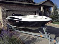 2014 Bayliner Element Boat is located in