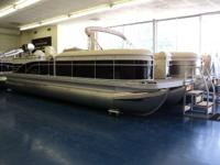 Bennington Factory Options: Elliptical Sport Package -