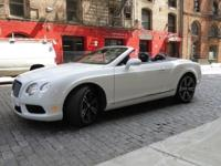 This outstanding example of a 2014 Bentley Continental