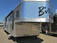 2014 Bison BISON COACH 8417TM BISON COACH 8417T Horse /