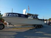 2014 Blackwater Boats 36 TE SCHEDULE YOUR NEW