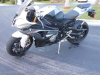 2014 BMW S 1000 RR, I just purchased this 2014 BMW S