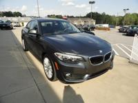 We are excited to offer this 2014 BMW 2 Series. This