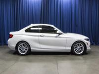 One Owner Clean Carfax Luxury Coupe with Driver Memory