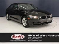 This Certified Pre-Owned 2014 BMW 320i Sedan is a One