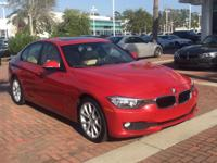 FUEL EFFICIENT 36 MPG Hwy/24 MPG City! BMW Certified,