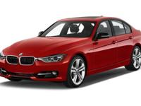 We are excited to offer this 2014 BMW 3 Series. How to