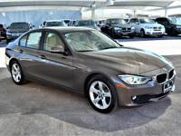 We are excited to offer this 2014 BMW 3 Series. CARFAX