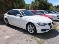 2014 BMW 3 Series 320i RWD 8-Speed Automatic 2.0L