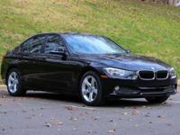 EPA 36 MPG Hwy/24 MPG City! BMW Certified, CARFAX