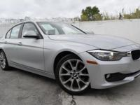 Options:  2014 Bmw 3 Series 320I|Glacier Silver