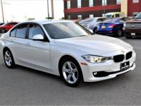 We are excited to offer this 2014 BMW 3 Series. Your