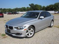 New Price! Clean CARFAX. Glacier 2014 BMW 3 Series 320i