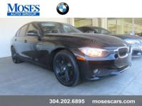 Check out this 2014 BMW 320i xDrive sedan with BMW's