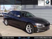 2014 BMW 3 Series 320i xDrive. AWD and Heated Front