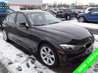 CARFAX One Owner 2014 BMW 3 Series 320i xDrive in Jet