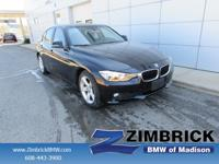 Options:  2014 Bmw 3 Series 4Dr Sdn 320I Xdrive Awd|4