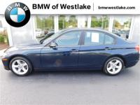 One owner, clean CarFax, 320i xDrive sedan equipped