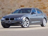 This 2014 BMW 3 Series has an original MSPR of