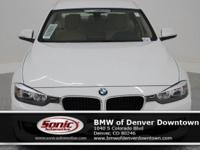 This Certified Pre-Owned 2014 BMW 320i xDrive comes