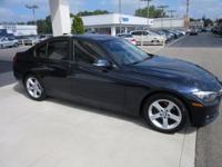 2014 BMW 3 Series 4D Sedan 320i xDrive 2.0L 4-Cylinder
