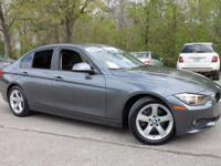 BMW CERTIFIED Warranty thru 3/28/2020 or 100,000 Miles.