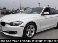CARFAX 1-Owner, BMW Certified. PRICE DROP FROM $27,900,