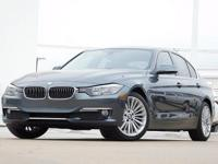Looking for a clean, well-cared for 2014 BMW 3 Series?