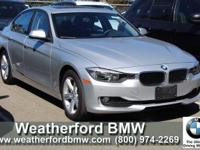 FUEL EFFICIENT 43 MPG Hwy/31 MPG City! BMW Certified,