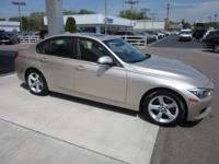 2014 BMW 3 Series 4D Sedan 328d xDrive 2.0L 4-Cylinder