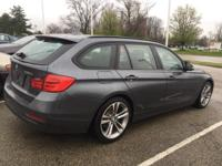 New Price! Mineral Gray Metallic 2014 BMW 3 Series 328d