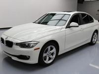 2014 BMW 3-Series with 2.0L Turbocharged I4