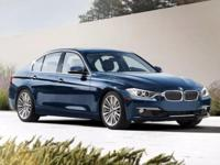 We are excited to offer this 2014 BMW 3 Series. Drive