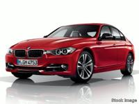 4 Cylinder  Options:  8-Speed Automatic 2014 Bmw 3