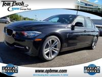 This outstanding example of a 2014 BMW 3 Series 328i is