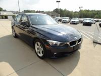 We are excited to offer this 2014 BMW 3 Series. This