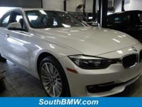 Options:  2014 Bmw 3 Series 328I|Alpine White/Saddle