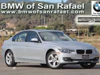 Options:  2014 Bmw 3 Series 4Dr Sdn 328I Rwd Sulev|4