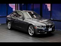 Discerning drivers will appreciate the 2014 BMW 328i!