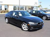 Options:  2014 Bmw 3 Series 328I|9 Speakers|Am/Fm