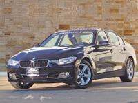 This 2014 BMW 3 Series 328i xDrive is BMW Certified,