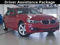 2014 BMW 3 Series 328i xDrive Melbourne Red Metallic