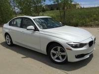 2014 BMW 3 Series 328i xDrive. AWD. Turbocharged!